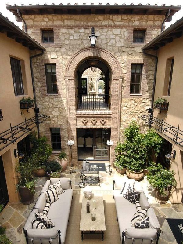 257 Best Images About Exterior Tuscan Homes On Pinterest Home