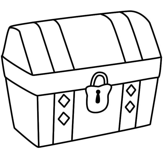 25+ best ideas about Treasure Chest Craft on Pinterest