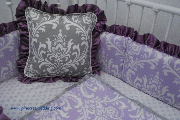1000+ Images About Grey Crib Bedding On Pinterest