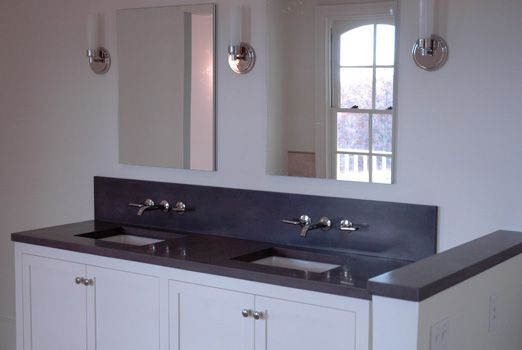 wall mount faucet undermount sink  Google Search
