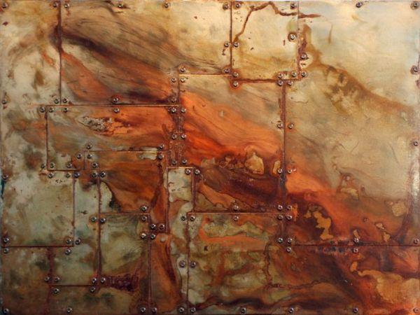 Rust metal texture background old metal texture image
