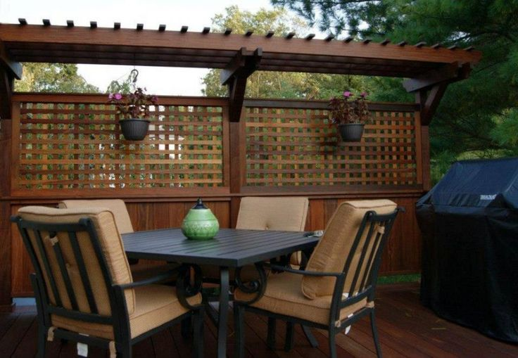 35 Best Images About Outdoor Privacy Screen Ideas On