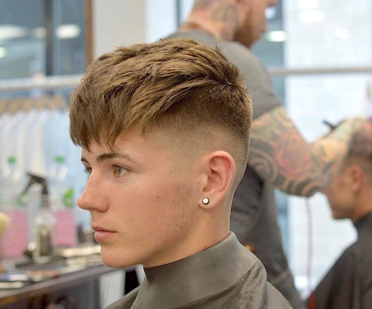 25 Best Ideas About Fade Haircut On Pinterest Men's Cuts Mens