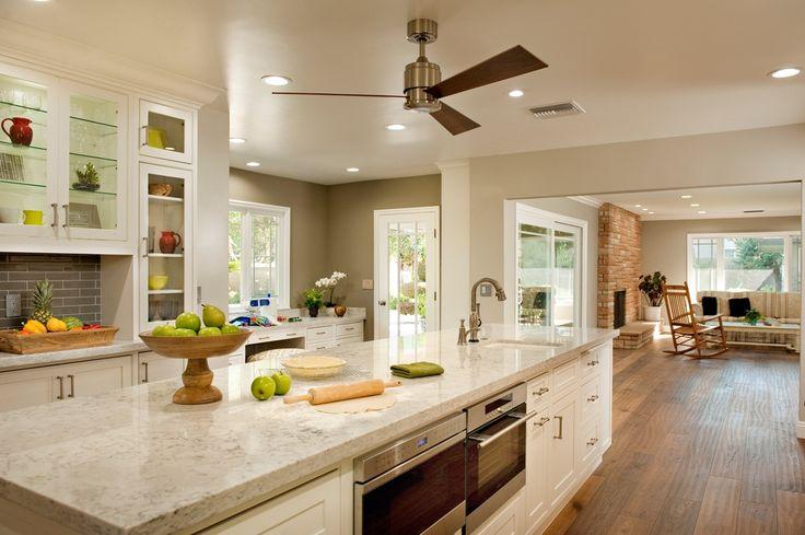 kitchen island counter faucets pull down silestone snowy ibiza - google search | dream ...