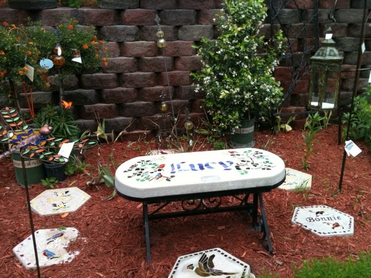 20 Best Images About Memorial Garden Ideas On Pinterest Gardens