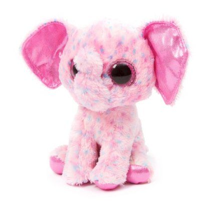 Ty Beanie Boos Plush Ellie the Elephant  objects  Pinterest  The giants Cats and Fun stuff