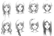 anime girl hairstyles pixiedust