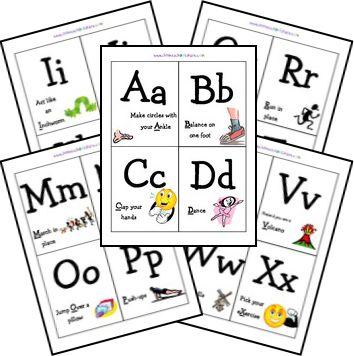 17 Best ideas about Preschool Movement Activities on