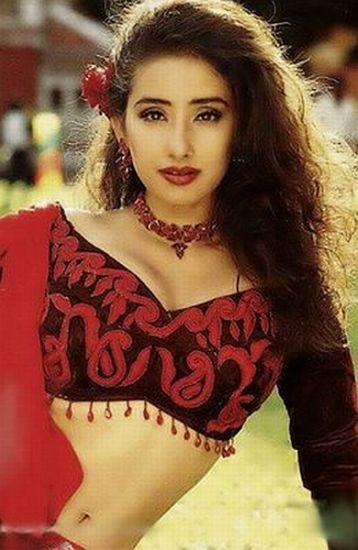 Indian Local Beautiful Girl Wallpaper Bollywood Women Manisha Koirala Bollywood Pinterest