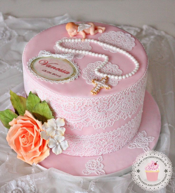 25 best ideas about Torte Zur Taufe on Pinterest  Torte zur geburt Baby Shower Kuchen and
