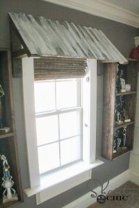Best 25+ Rustic window treatments ideas on Pinterest ...