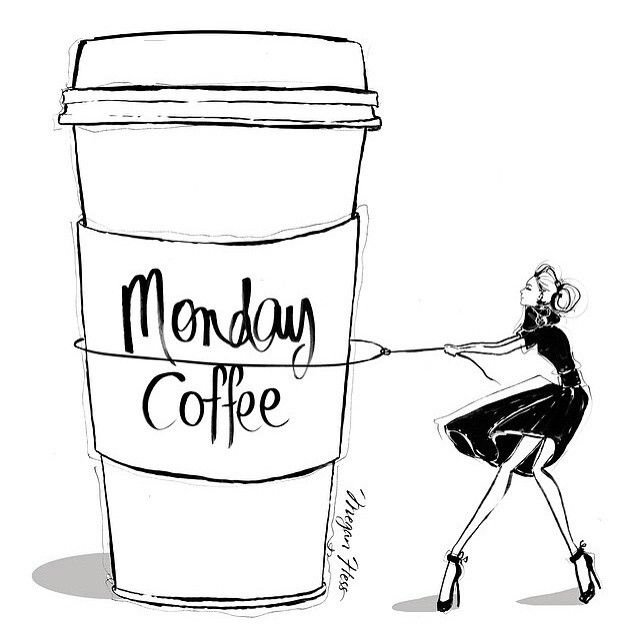 133 best images about Monday & Friday Coffee on Pinterest