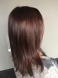Deep Dark Brown 7 Stylish Hair Color Ideas To Try All ...