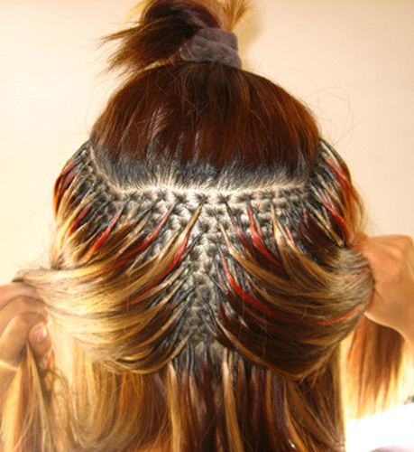 Black Hair Weaving Techniques  Hair extensions for RELAXED HAIR  Chiq For Her  Projects to