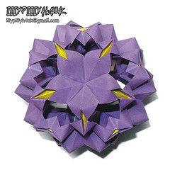 1000 images about Kusudama on Pinterest | Origami ball