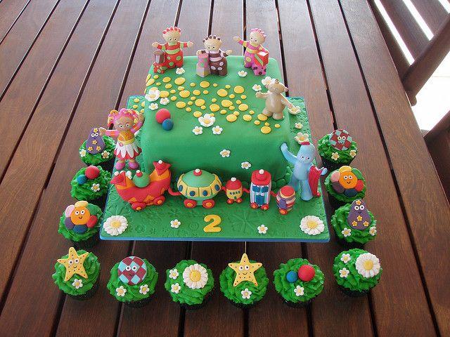 The 25 Best Garden Birthday Cake Ideas On Pinterest Fairy