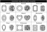 ideas diamond drawing
