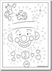 90 Dibujos para unir puntos del 1 al 100