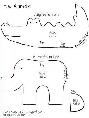 Best 25+ Elephant template ideas on Pinterest