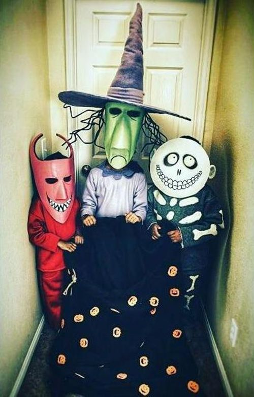 Best 25 Nightmare Before Christmas Costume Ideas On
