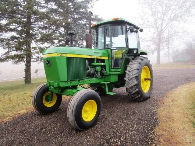 1974 JOHN DEERE 4230 Tractors - 100 HP to 174 HP For Auction At AuctionTime.com. The most trusted source for online farm equipment auctions is ...