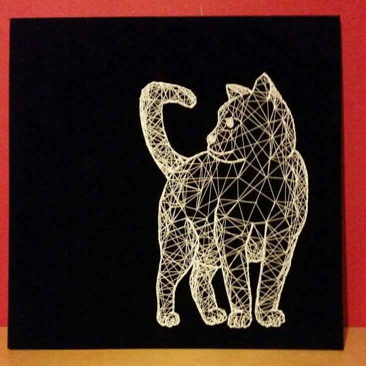 696 Best String Art Images On Pinterest Nail String Art