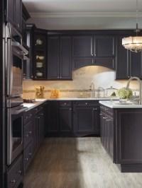 Corina Maple Graphite kitchen by Thomasville Cabinetry ...