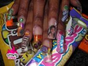 ideas ghetto nail