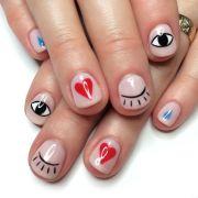 1000 crazy cool nails