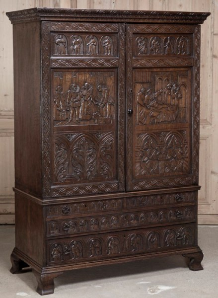 country style bedroom armoire Antique Old English Country Armoire | Chamber Room | Pinterest | English, Antiques and English