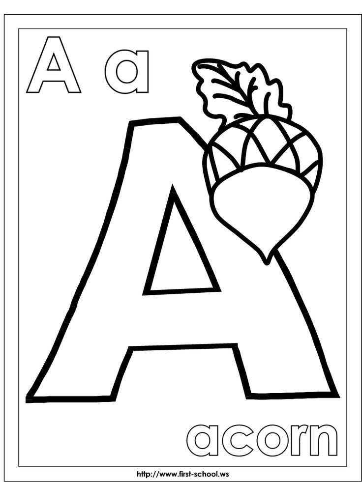 89 best images about Aa Letter Activities on Pinterest
