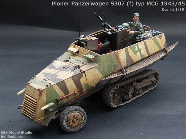 26 Best Images About Somua MCG S307 On Pinterest Models Photos