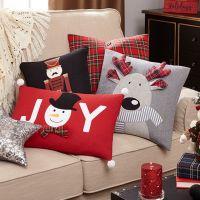 25+ best ideas about Christmas pillow on Pinterest