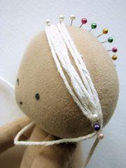 ideas doll hair