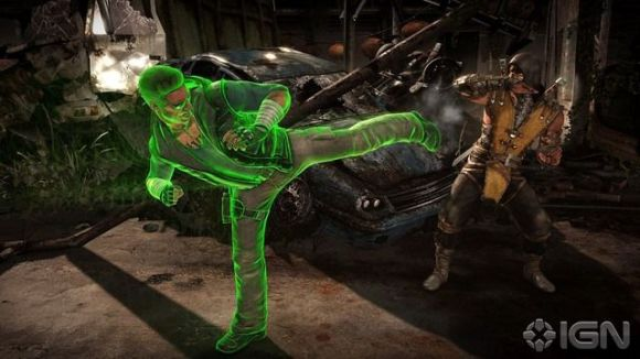 Mortal Kombat X Screenshots