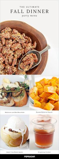 Top 25 ideas about Fall Dinner Parties on Pinterest ...