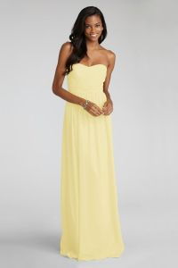 Donna Morgan Stephanie Bridesmaid Dress D1469