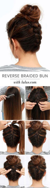 Best 25 Easy Hairstyles Ideas On Pinterest Simple Hairstyles