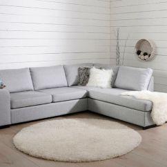 Ektorp Living Room What Color Should I Paint My With Black Furniture Limon-kulmasohva Avopäädyllä - Kulmasohvat Ja Divaanit ...