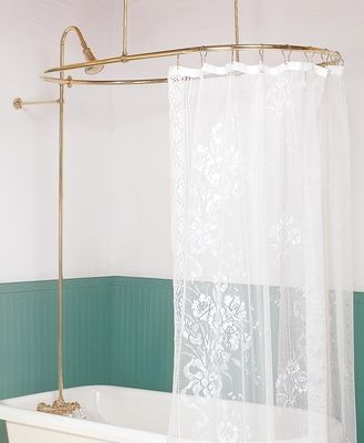25 best ideas about victorian shower curtain rods on pinterest