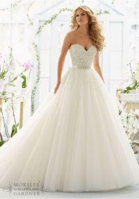25+ best ideas about Princess wedding dresses on Pinterest ...