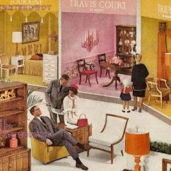 French Provincial Living Rooms Simple Home Decor Ideas For Room 1964 Drexel Meridian Living~dining Furniture Ad ...