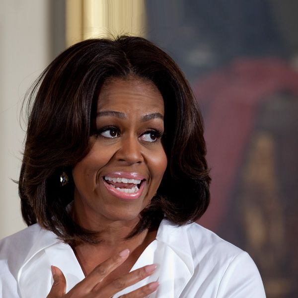 17 Best images about Michelle LaVaughn Robinson Obama on