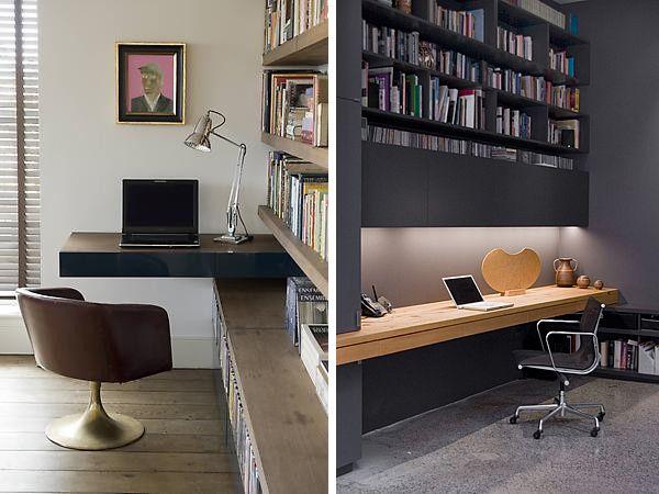 Arbeitsplatz Und Drucker Im Wohnzimmer Verstecken – Ideen ...