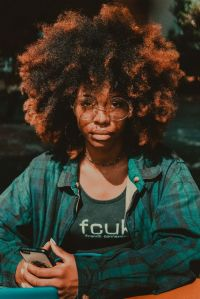 Best 10+ Colored natural hair ideas on Pinterest
