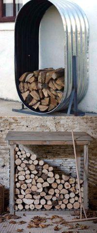 25+ best ideas about Firewood storage on Pinterest | Wood ...