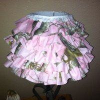 Pink Realtree Camouflage lampshade   awesome things I want ...