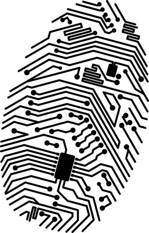 1000+ images about Fingerprint Creativity on Pinterest