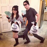 Top 25 ideas about Robber Costume on Pinterest