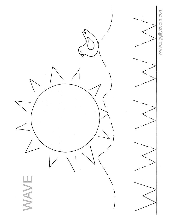 Letter W Activities Preschool